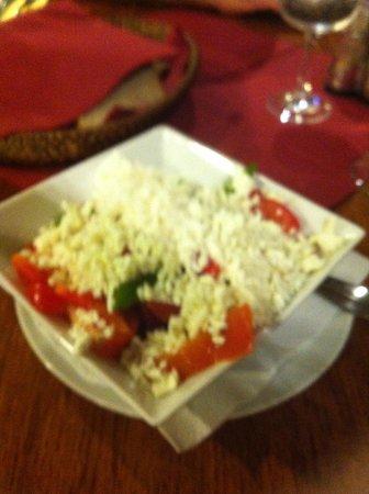 Restaurace 22: Ensalada