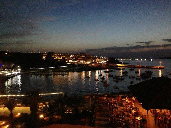 Ramla Bay Resort: Superschöne Aussicht auf Bucht - wirklich schön !