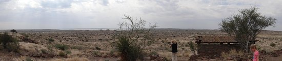 Mariental, Namibia: Unterwegs am Hardap Damm