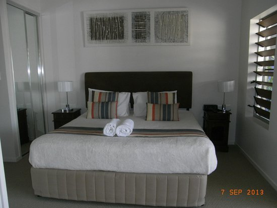 Verano Resort: Master Bedroom