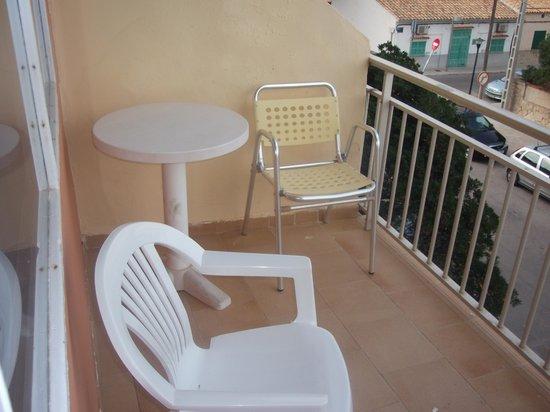 Hotel Pinomar: balcony