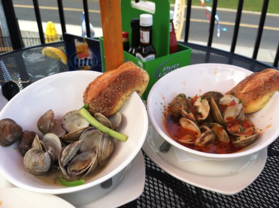 Burlew S Seafood And Steak Clams