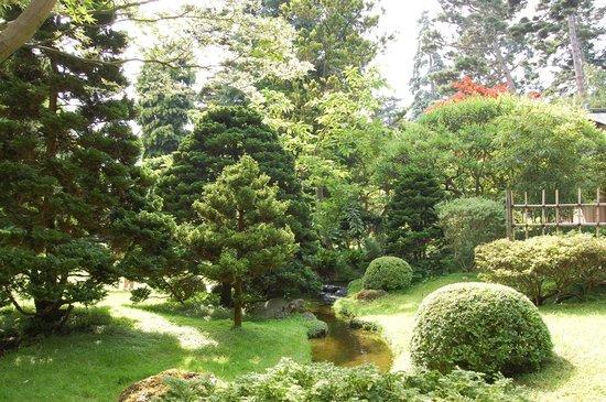 Inside albert kahn park picture of albert kahn musee et jardins boulogne billancourt - Jardin d eveil boulogne billancourt ...