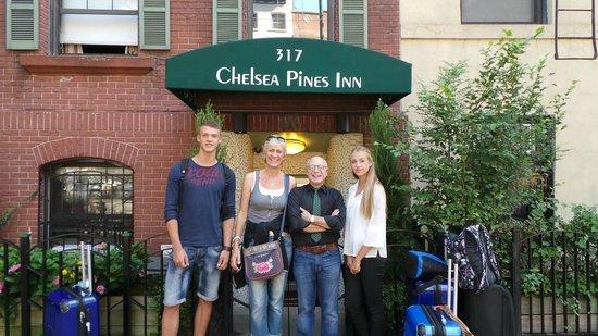 切爾西松林旅館照片