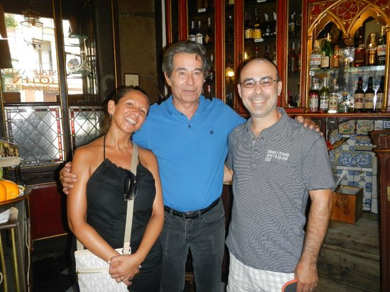 Insider's Madrid: Photo with Botin's Owner