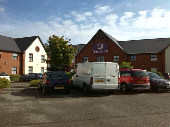 Premier Inn Chester Central (South East) Hotel: Premier Inn Chester Central - South East - LOVELY !!!