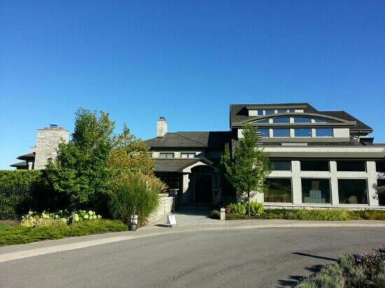 Tawse Winery: Tawse main building