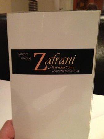 Zafrani
