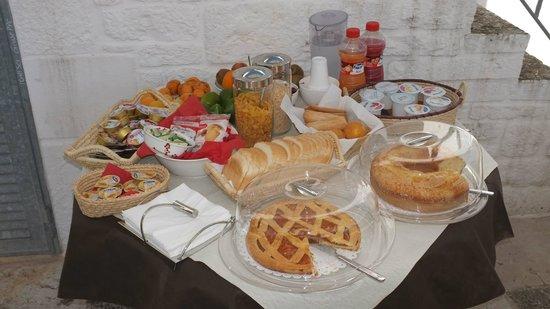 Tipico Suite: breakfast :)
