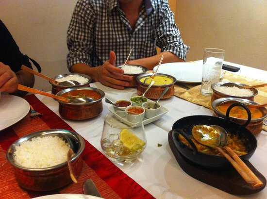Passage To India : Great diner!