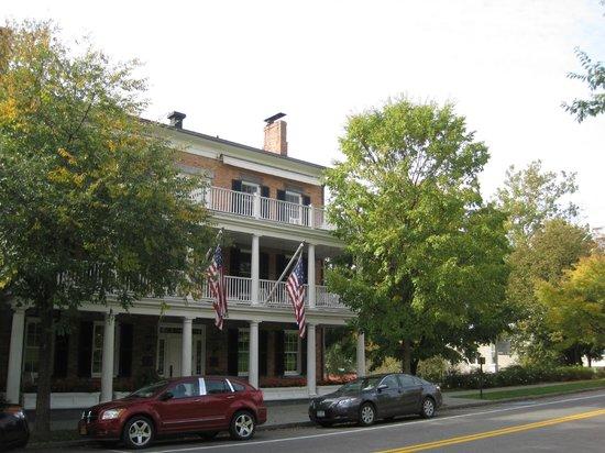 Aurora Inn: Beautiful boutique inn.