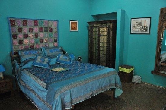 Casa Susegad: Turquoise room