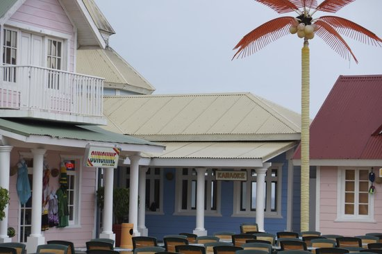 Grand Bahia Principe Jamaica: Shopping area