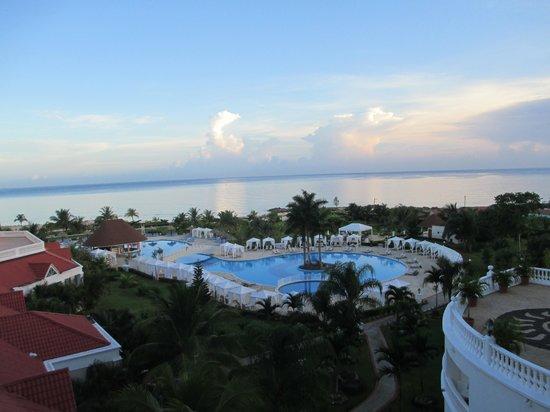 Grand Bahia Principe Jamaica: View from balcony