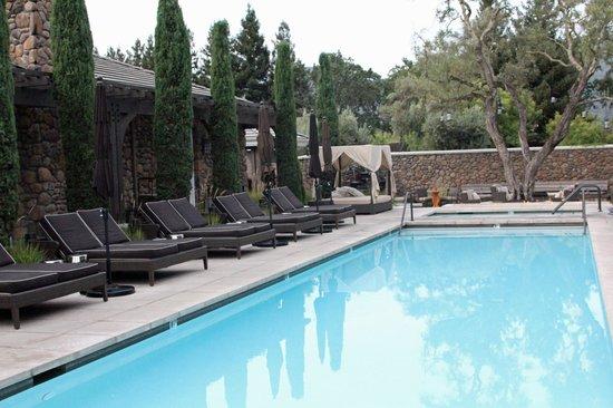 Undersized Pool