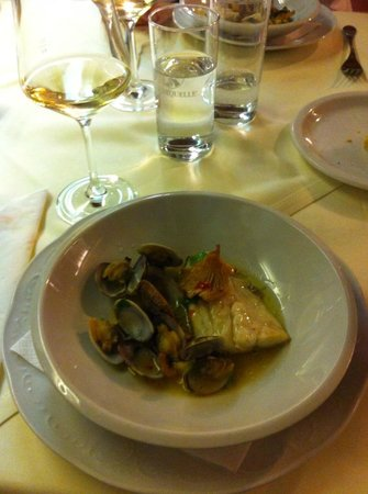 Il Mare: mixed seafood