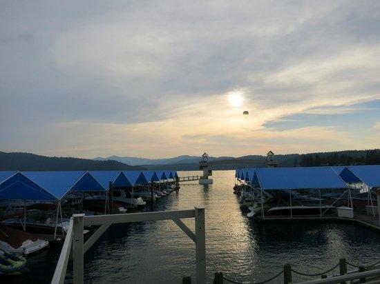 The Coeur d'Alene Resort: Marina