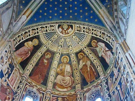 Basilica di Sant'Abbondio: Basilica di S. Abbondio, Como, Italia. Apside