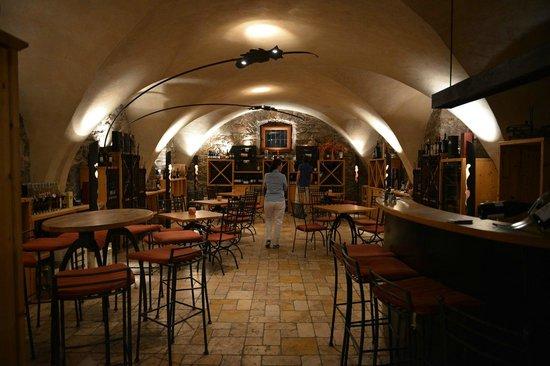 Hotel Mandelhof: Winebar