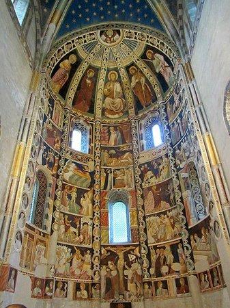 Basilica di Sant'Abbondio: Basilica di S. Abbondio, Como. Apside