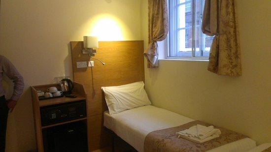 Kings Cross Inn Hotel: A £500 hotel room?