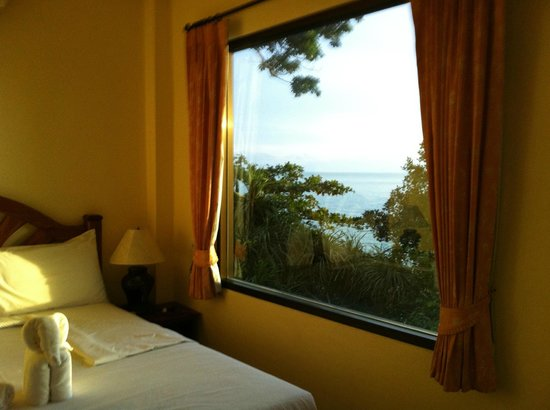 Top Resort: view from bedroom