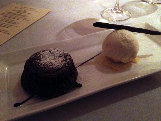 Courtright's Restaurant: Dessert