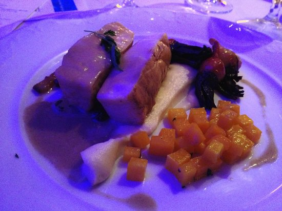 Courtright's Restaurant: Halibut