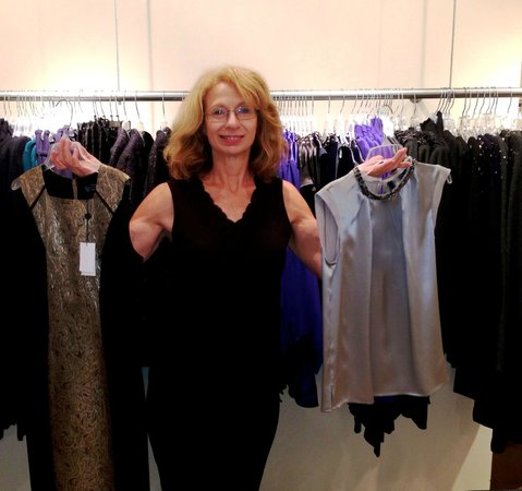 Style Room NYC Shopping Tour Experiences: Two of many purchases