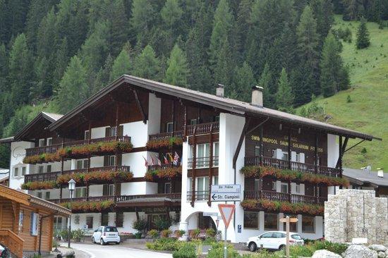 Hotel Genziana: Hotel in estate