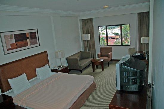 Grands I Hotel: Room