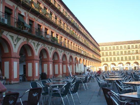 Apartamentos Turisticos Alberca: Plaza de la Corredera