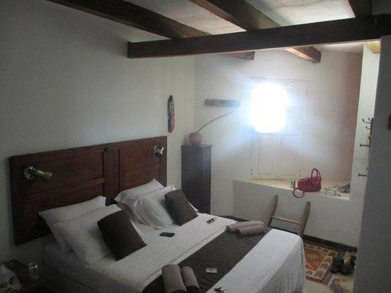Posada La Cigala: quarto