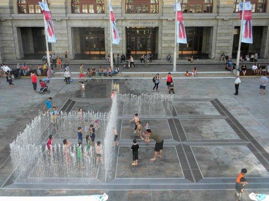 Water Labyrinth