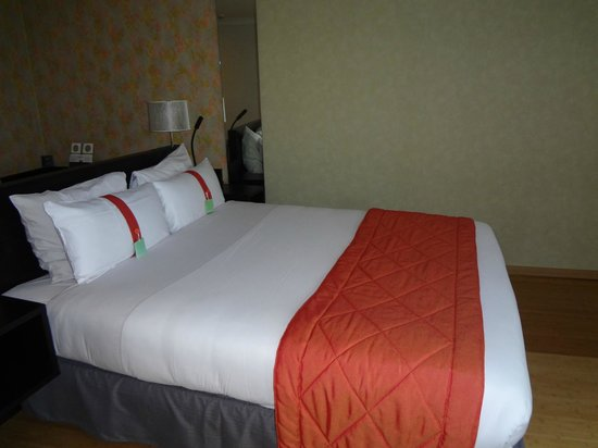Holiday Inn Brussels Airport: Executive room