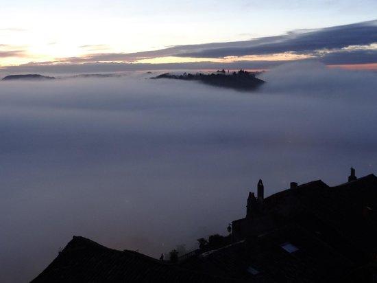 Logis Sur Ciel: On top of the clouds