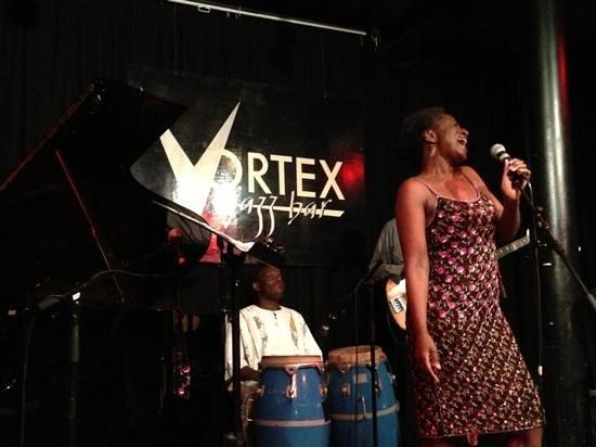 The Vortex: Adjoa
