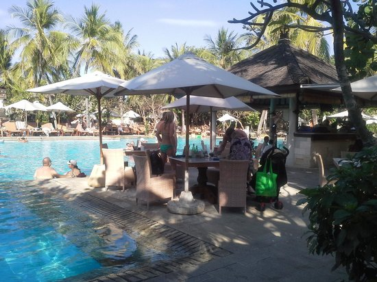 Padma Resort Legian : Beautiful pools