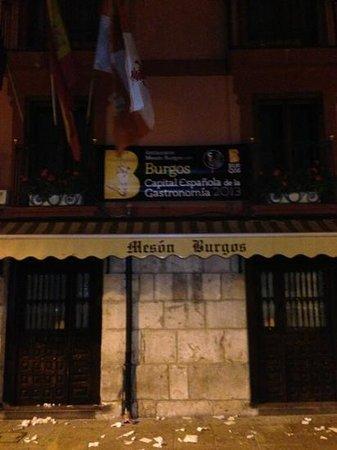 Meson Burgos: cocina castellana