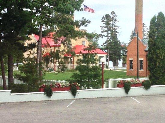 Riviera Motel: Old Mackinac Lighthouse