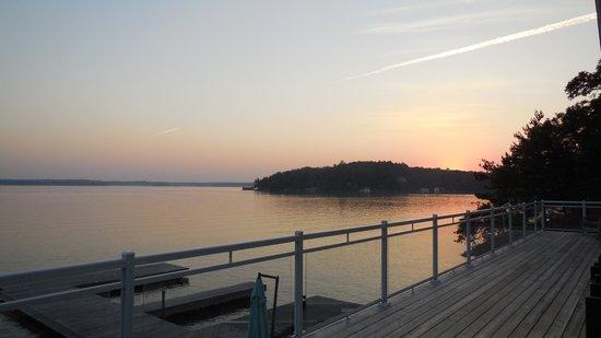 Touchstone on Lake Muskoka: View of Lake