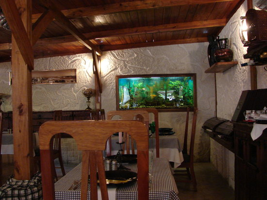 Restaurant - Paladar - La Moraleja : PRIVACIDAD