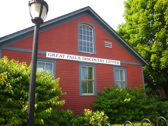 ‪Great Falls Discovery Center‬