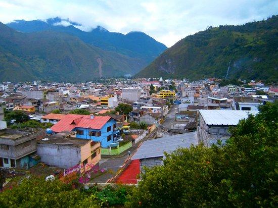 Hostal Llanovientos : VISTA PANORAMICA ESPECTACULAR :)