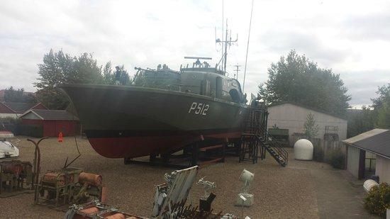 Maritime Museum Aalborg neger pik