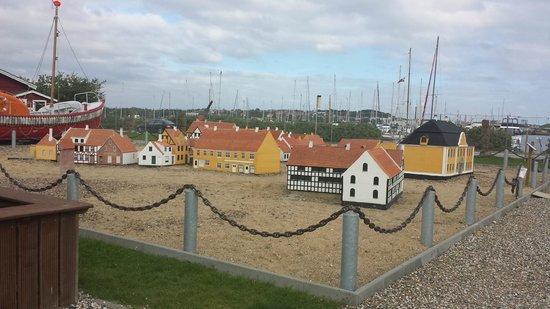 Maritime Museum Aalborg swinger