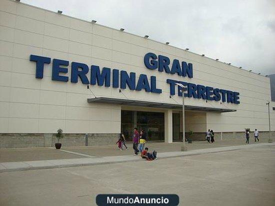 Los Olivos Garden: Terminal Terrestre