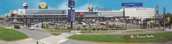 Los Olivos Garden: Plaza Norte Shoopingmall