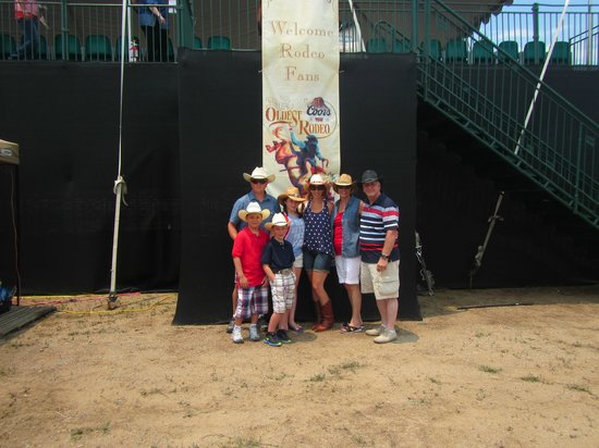 Prescott Frontier Days, World's Oldest Rodeo: Ready to Rodeo!!!