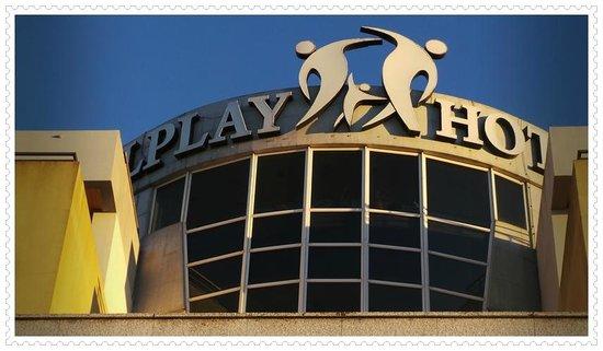 Solplay Hotel de Apartamentos : SOLPLAY Logo